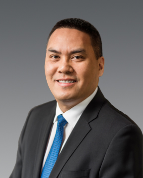 Photo of Norman K.M. Chung.