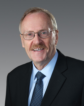 Photo of John Lysnes.