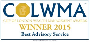 COLWMA best advisory service 2015